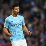 Pelatih The Citizens Sebut Aguero Striker Komplet