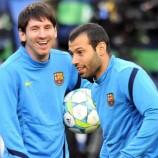 Mascherano Yakin Lionel Messi Bisa Bermain Di Mana Pun