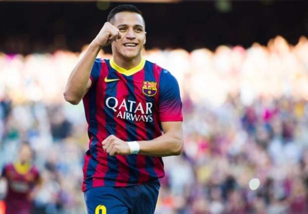 Arsenal Berencana Boyong Alexis Sanchez