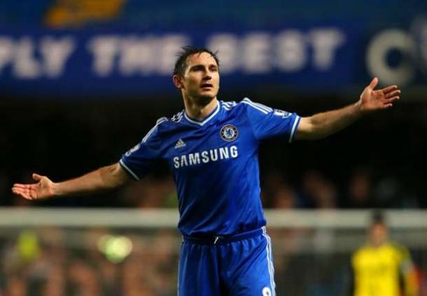 Fiorentina Tertarik Gaet Frank Lampard