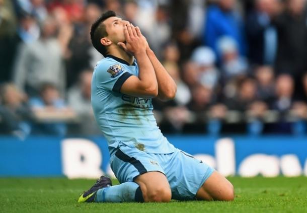 Sergio Aguero Tetap Bertahan Sampai Dapatkan Gelar Champions League