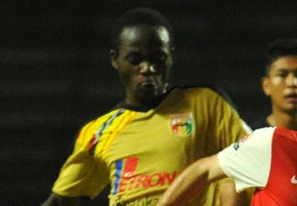 Erick Weeks Luis Bergabung Dengan Tim Pusamania Borneo FC