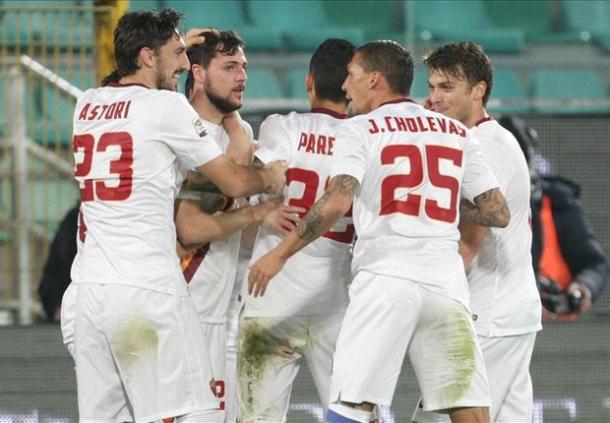 FC Palermo 1-1 AS Roma
