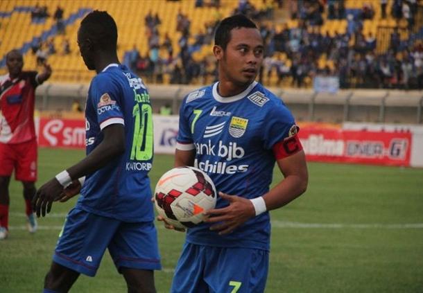 Kapten Persib Bandung Akui Jika Mental Juara Timnya Akan Selalu Besar