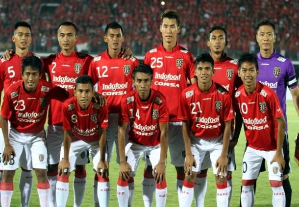 Dua Pemain Bali United Pusam Tak Dapat Main Kontra Persiram Raja Ampat