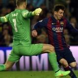 Lionel Messi Akui Jika Joe Hart Sensasional