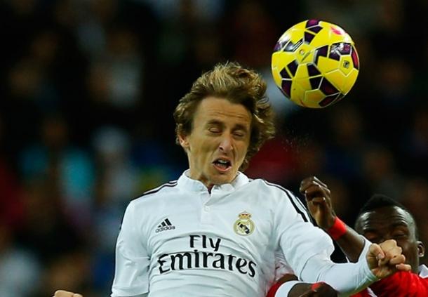 Luka Modric Akan Kembali Kontra Schalke