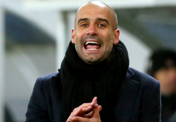 Manchester City Pantau Pep Guardiola