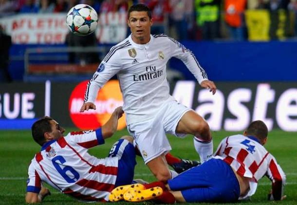 Derby Panas Dan Badai Cidera Madrid