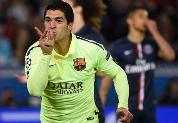 Luis Suarez Nyaman Dengan Barcelona