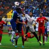 Persib Bandung 1-0 Semen Padang Half Time