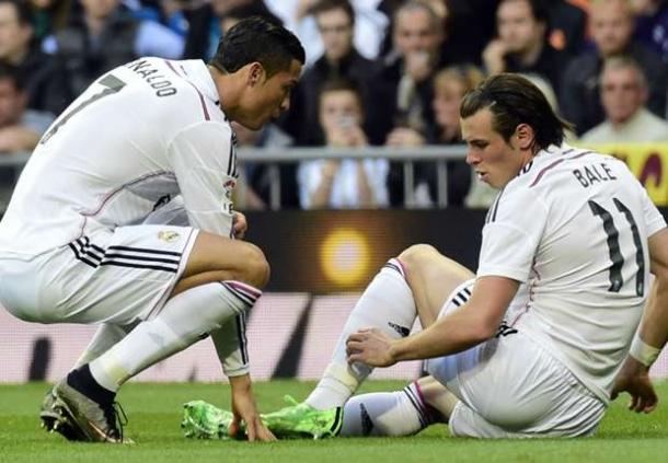 Real Madrid Pastikan Modric Dan Bale Istirahat Total