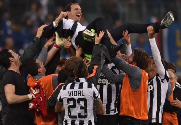 Allegri Mendapatkan Teguran Dar Conte Soal Lazio