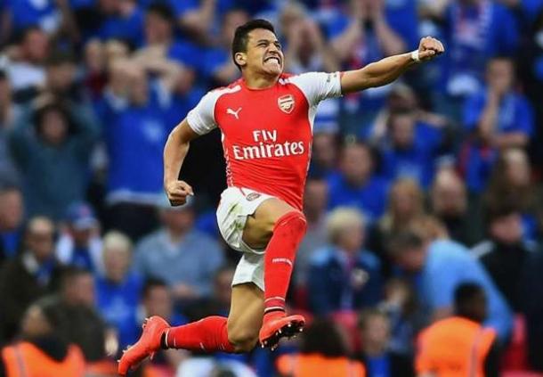 Arsenal Sukses Catatkan 100 Gol Di Inggris