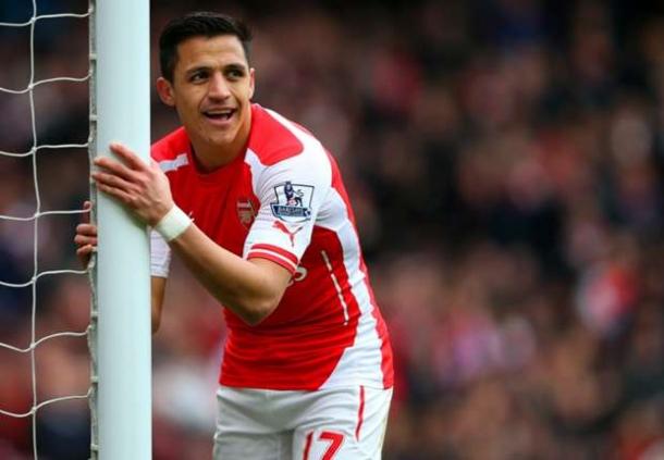 Sanchez Ingin Berikan Troffi Untuk Arsenal