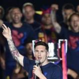 Messi : Morata Akan Menjadi Sosok Yang Menakutkan