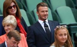 Beckham Berharap United Lebih Baik Musim Depan