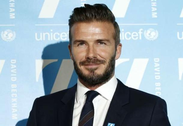 Ozil Mendapatkan Dukungan Dari Beckham