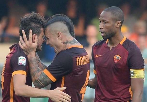 FC Basel Terdepak Jadikan AS Roma Miliki Keuntungan