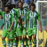 Review DFB Pokal Wolfsburg Serta Schalke 04 Dapat Menang Telak