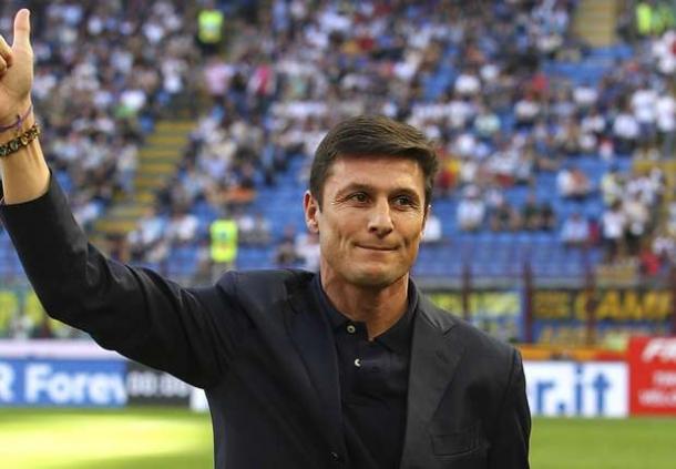 Javier Zanetti Tegaskan Jika Tiga Besar Saja Tak Cukup