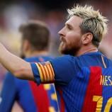 Clement: Messi Lebih Besar Dari Ronaldo