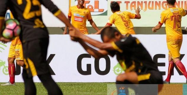 Hilton Dan Beto Bawa Sriwijaya FC Raih 3 Poin