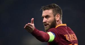Daniele De Rossi Perpanjang Kontrak Dengan Serigala Roma