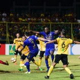 Persib Bandung Telan Kekalahan Dari Barito Putera