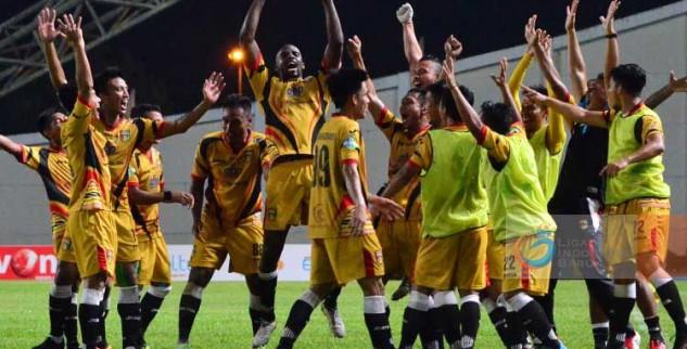 Mitra Kukar Kalahkan Madura United 2-1