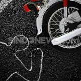 Seorang Pengendara Motor Honda Vario Tewas Akibat Terlindas Dump Truk
