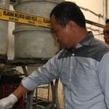Polda Jatim Bongkar Pabrik Jamu Serta Miras tak Berijin