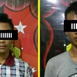 Hendak Mencuri Sarang Burung Walet, Warga Riau Tangkap 2 Orang