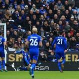 Leicester Memikul Malu Saat Menjamu Crystal Palace