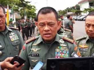 Presiden Joko Widodo Jangan Mutasi Calon Panglima TNI