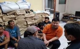 BNN Amankan 21 Orang Pembuat Pil PCC Di Sukoharjo
