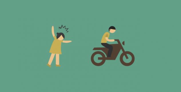Di Pinjam Kenalan Teman Di FB, Motor Nurul Hilang Tak Kembali