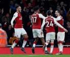 Arsenal Bangkit Menang Telak