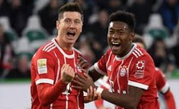 Prediksi Score Besiktas vs Bayern Munchen 15 Maret 2018