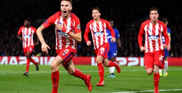Prediksi Score Atletico Madrid vs Sporting Lisbon 6 April 2018