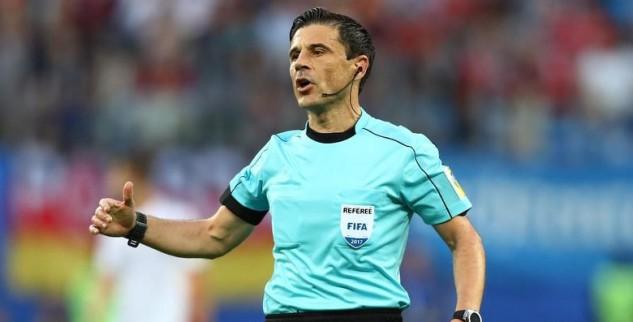 Milorad Mazic Pimpin Pertandingan Liverpool Vs Real Madri Di Final Liga Champions