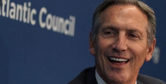 Howard Schultz Mundur Dari Starbucks Di Gosipkan Capres