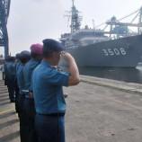 Kapal Perang Jepang Berkunjung Ke Jakarta