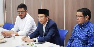 TGB Dukung Jokowi Di Nilai PAN Tidak Banyak Berpengaruh