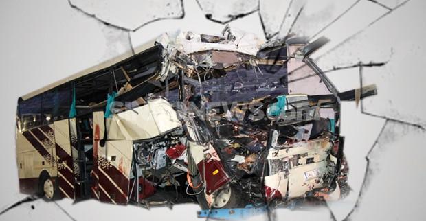 Truk Pengangkut Aspal Di Bogor Tabrak 4 Kendaraan, 1 Orang Tewas