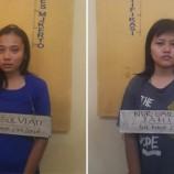 Dua Wanita Jadi Komplotan Begal