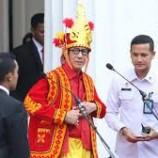 Yasonna Berubah Menjadi Inspektur Upacara Dalam Hari Kemerdekaan