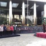 KPK Mengadakan Upacara Di Hari Kemerdekaan RI