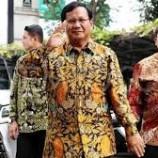 Deklarasi Capres-Cawapres Akan Digelar di Kediaman Prabowo