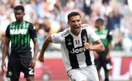 Ronaldo Cetak Dua Gol, Juventus Berhasil Tekuk Sassuolo